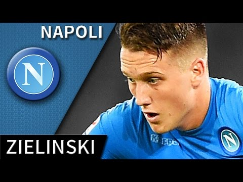 Piotr Zielinski • 2016/17 • Napoli • Best Skills & Passes • HD 720p