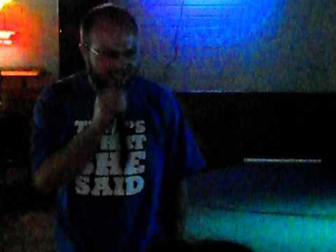 Whitey Black- Karaoke My Name Is