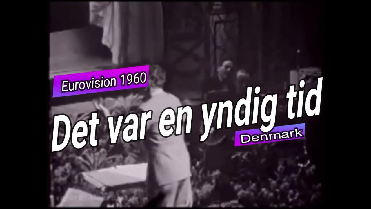 Eurovision  Katy Bodtgerl Det Var En Yndig Tid