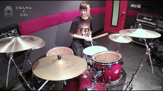 ZOOM Qシリーズ meets Great Drummers 〜Q2n × ひなんちゅ[SILENT SIRE...