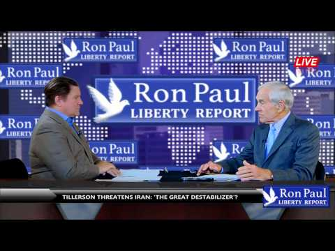 Tillerson Threatens Iran: 'The Great Destabilizer'?