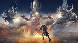 Assassin's Creed Origins Trial of the Gods RETURN & Final Fantasy XV Content Stream (AC Origins DLC)