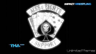 "TNA: ""Deadmans Hand"" - Aces & Eights Entrance Theme [High Quality + Download Link]"