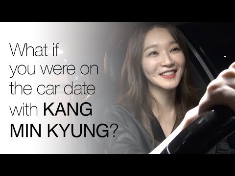 What if you were on a car date with Kang Min Kyung? ENG SUB • dingo kdrama