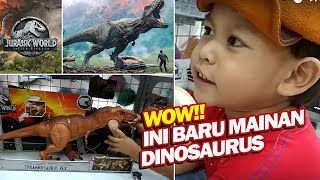 Cari Mainan Dinosaurus Trex Tryceratops