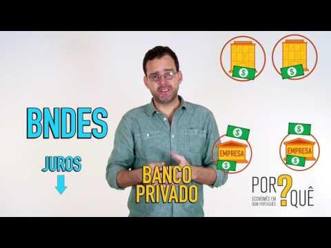 BNDES: Por que tira dos pobres e dá aos ricos?