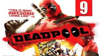 Deadpool gameplay part 9/final