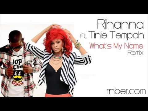Rihanna Ft. Tinie Tempah - What's My Name (Remix)