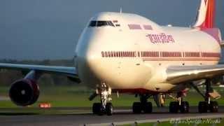 Top 10 Airlines - Air india landing at Karippur (calicut) Airport.