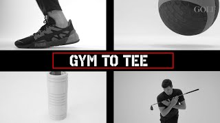 Gym to Tee | 6 Exercises to Improve your Golf Game