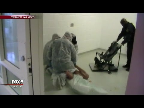 "I-Team: Court Rules Gwinnett Jail Restraint Chair ""Unreasonable"""