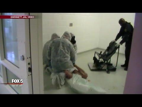 Video Clip Hay Jail Restraint Chair 2 Rwdihniqvc8 Xem