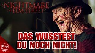10 erschreckende Fakten über Freddy Krüger, die ihr noch nicht wusstet