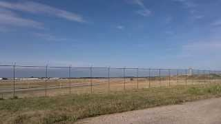 AWACS Takeoff from Dayton International Airport