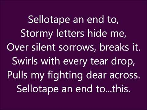 The Joy Formidable - Endtapes Lyrics (The Twilight Saga: Breaking Dawn Part 1)