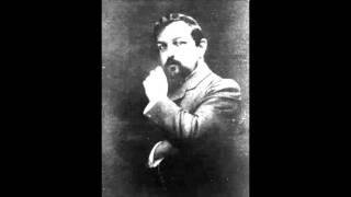 """Claude Debussy-Images (book 2), (I) mouvement, """"Cloches à travers les feuilles"""""""