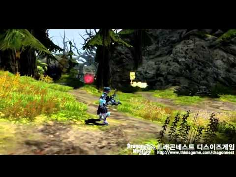 Dragon Nest Level 55 New EX Skill: Crusader's Sacred Hammer EX from YouTube · Duration:  41 seconds