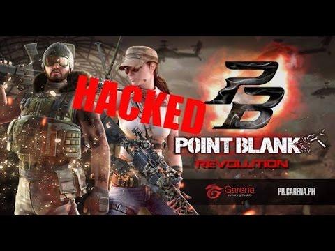Cara Hacker Char Point Blank Garena 2017 Work 100%