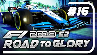 WE HAVE THE SPEED TO GO FOR ANOTHER WIN?! - F1 2019 Road to Glory Career - S2 Part 16