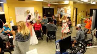 Fun Free Dancing at the Hospital (VGH)