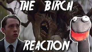 ULTIMATE THE BIRCH REACTION! (HORROR!) IVAN'S REACTION