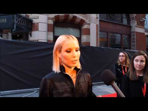 Noomi Rapace - The Drop London Premiere 2014