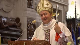 """bp Jeż: """"NA ILE KTOŚ KOCHA KOŚCIÓŁ, NA TYLE MA DUCHA ŚW."""" / 25 lat Akcji Katolickiej [19.09.2020]"""