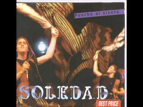 Soledad - Poncho al viento (1996)