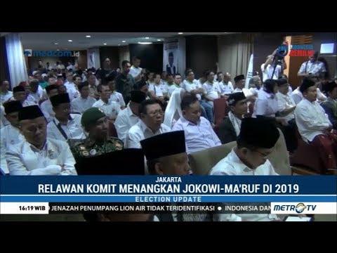 Relawan Komit Menangkan Jokowi-Ma'ruf di 2019 Mp3