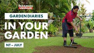 Gardening in July   NT   Bunnings Garden Diary