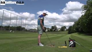 Is A Forward Press Good For Golf Swings