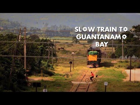 "Chris Tarrant: Extreme Railway Journeys Episode 4 ""Slow Train to Guantanamo Bay"" Preview"