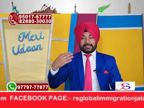 Expert and Genuine Guidance on All Countries Study Visa by Mr. Sukhchain Singh Rahi- RS Global
