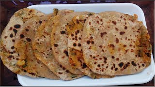 Mixed veg paratha in tamil/Mix vegetable paratha/Mixed veg stuffed paratha/Mix veg stuffed chappati