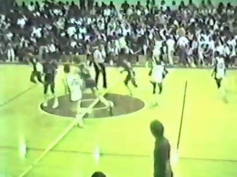 1985 Airport High School vs. BC Basketball 2/22/85