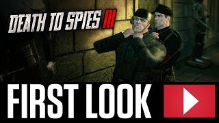 Death to Spies 3: Gameplay First Look