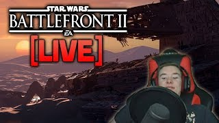 BATTLEFRONT 2 LIVE - Patiently waiting for that March news...