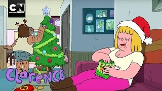 Clarence | Merry Moochmas | Cartoon Network