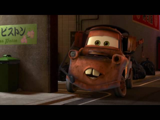 Cars 2 - Trailer 2 Español Latino - FULL HD Videos De Viajes