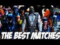 THE TOP 7 BEST MATCHES OF 2016! - Mortal Kombat X Jason Voorhees, Triborg & More! (Mortal Kombat XL)