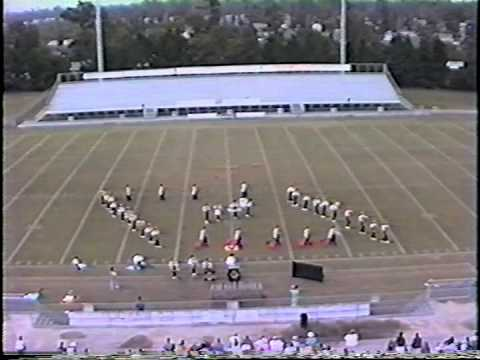 Johnsonville High School Marching Band 1994