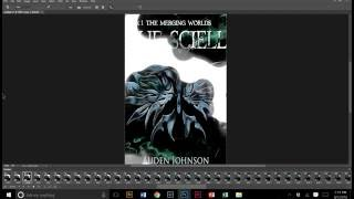 Making an Animated Book Cover