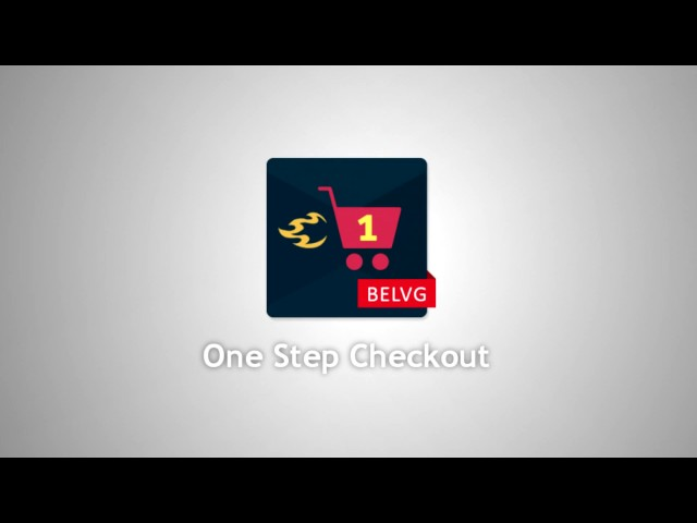 BelVG One Step Checkout Prestashop Module