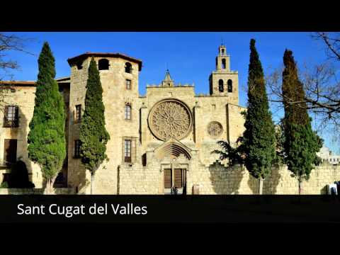Places to see in ( Sant Cugat del Valles - Spain )