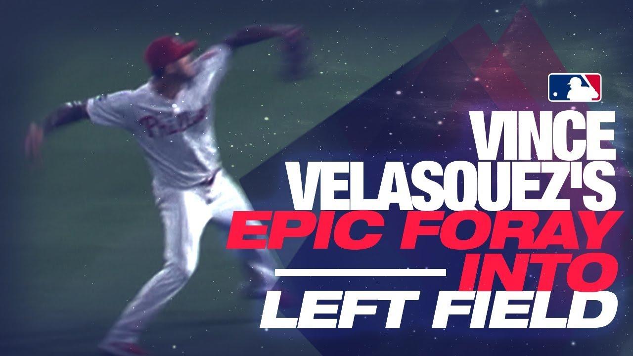 Velasquez Tosses 7 Strong In Phillies' 7-3 Win Over D-Backs
