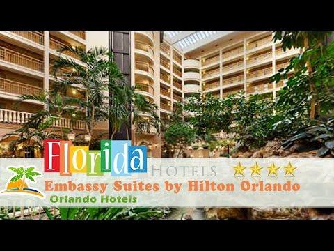 Embassy Suites by Hilton Orlando International Drive Convention Center - Orlando Hotels, Florida