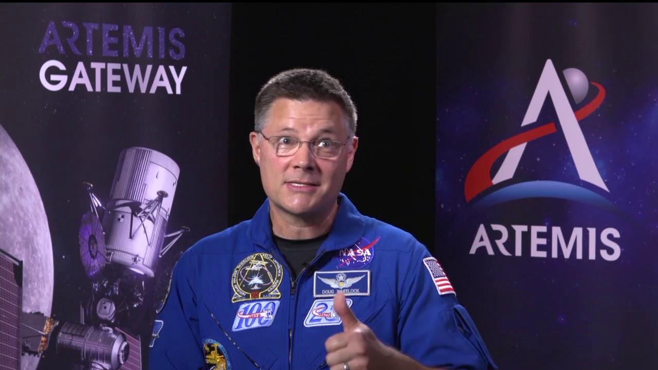 Image result for astronaut douglas wheelock