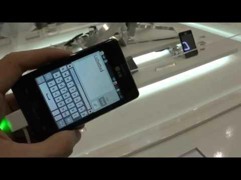 LG Optimus L3 II im hands On [Deutsch]