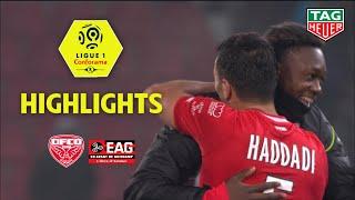 Dijon FCO - EA Guingamp ( 2-1 ) - Highlights - (DFCO - EAG) / 2018-19