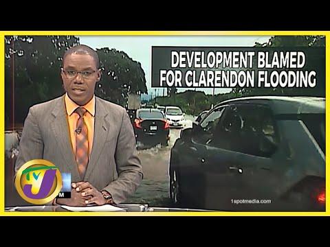 Development Blamed for Clarendon Flooding | TVJ News - August 31 2021
